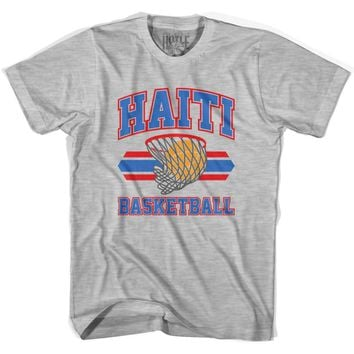 Haiti 90's Basketball T-shirts