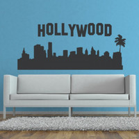 Hollywood Wall Decal
