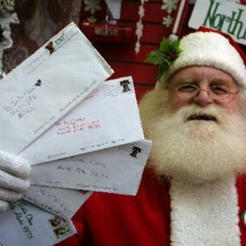 Custom Letter from Santa, You Pick Your Variation of Letter from Santa, Personalized Special Official Letter from Santa