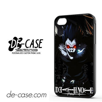 Death Note Japan Manga DEAL-3112 Apple Phonecase Cover For Iphone 4 / Iphone 4S