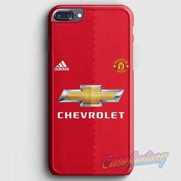 Adidas Manchester United iPhone 7 Plus Case | casefantasy