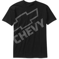 Walmart: Chevy Shoulder Logo Men's Graphic Tee