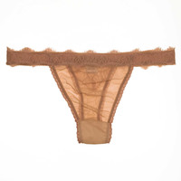 Luxe Lohla Thong - Blush