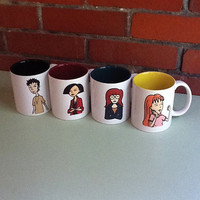 Daria Inspired Mug Set
