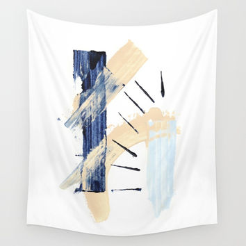 Minimal Expressions 03 Wall Tapestry by marcogonzalez