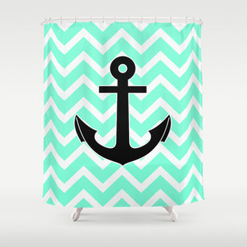 Shop Tiffany Shower Curtain on Wanelo
