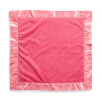 One Grace Place Simplicity Binky Blanket in Hot Pink