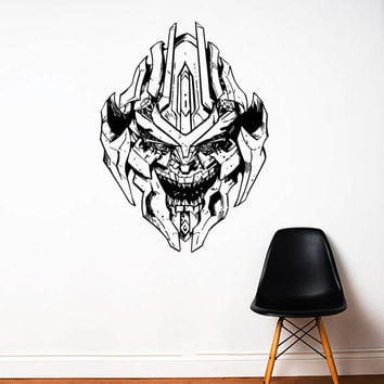 Transformers Wall Decal,Prime Wall Sticker,Bumblebee wall decal,Kids Wall sticker,Bedroom Wall Sticker,Nursery wall decal kau 262