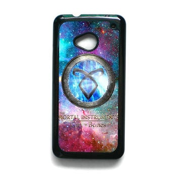 The Mortal Instruments City Of Bones For HTC ONE M7/HTC ONE M8/HTC ONE M9 Phone case ZG