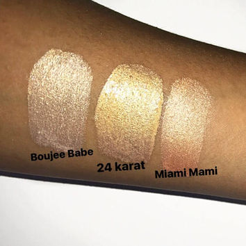 Boujee Babe - Liquid Highlighter Drops, Cover FX Dupe, Glow Drops, Illuminating Elixer Drops