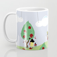 Off with Her Head! Coffee Mug by lalainelim