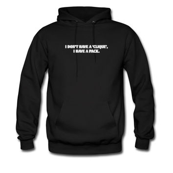 Teen Wolf - I Have a Pack (Dark Colors) hoodie sweatshirt tshirt