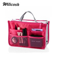 Multifunction Nylon Makeup Organizer