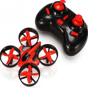 NH-010 2.4GHz 4CH 6 Axis LED RC Quadcopter Gyro Headless Mode/Speed Mini Drone