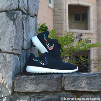 Roshe Tribal Print Mens Custom Made to Order Nike Rosheruns