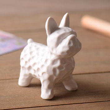 Creative Dogs Decoration Gifts Home Pottery = 5893249153