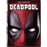 Deadpool (DVD + Digital Copy) (With INSTAWATCH) (Widescreen) - Walmart.com