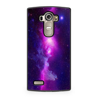 Purple Galaxy LG G4 case