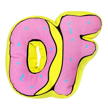 OF DONUT PILLOW