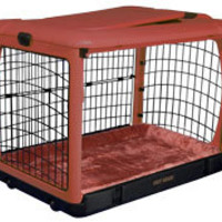 Pet Gear Brick Other Door Steel Dog Crate