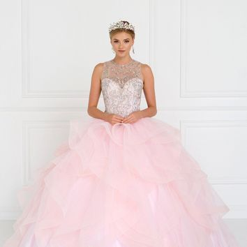 Quinceanera Dress & Prom Ball Gown