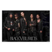 Black Veil Brides Jackets Poster