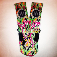 Nike Elite Socks with Monogram