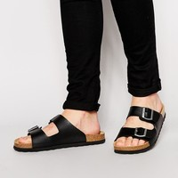 ASOS | ASOS Sandals With Buckle at ASOS