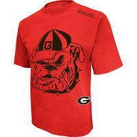 Walmart: NCAA Mens Georgia Short Sleeve Tee