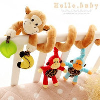 Choice of Musical Crib Toy for Baby