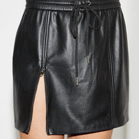 Kendall & Kylie Faux Leather Mini Skirt at PacSun.com