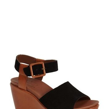 Women's Kork-Ease 'Keirn' Platform Wedge Sandal,