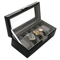 5 Watch Box   @ Sharper Image