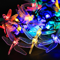 New Solar Powered 30 LED String Light For Room Outdoor Patio Garden Home Christmas Party Decoration