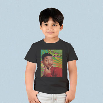 Kids T-shirt - Will Smith The Fresh Prince of Bel Air