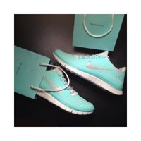 Breakfast in my Tiffany Blue Shoes