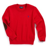 Boy's Ralph Lauren Crewneck Sweater