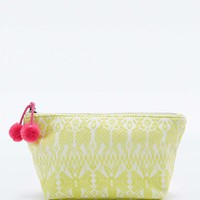 Tapestry Cosmetic Case in Neon - Urban Outfitters