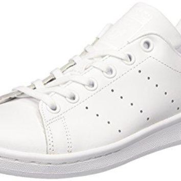 adidas Performance Stan Smith J Tennis Shoe (Big Kid)
