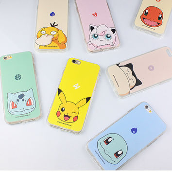 Pokemon Go! Phone Case for iPhone 6/6S