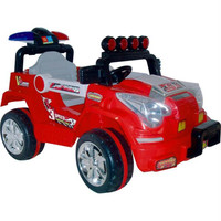Lil? Rider Land King Battery Operated Jeep