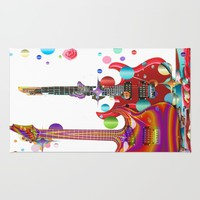 Party Time Rug by Macsnapshot