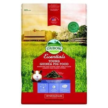 Oxbow Essentials Young Guinea Pig Food Pellets 10 lbs