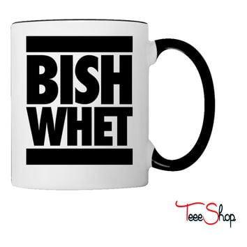 Bish Whet Coffee & Tea Mug
