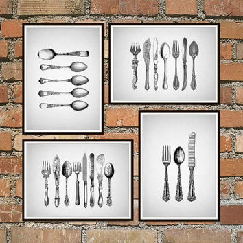 Best dining room wall art prints products on wanelo for Kitchen and dining wall art