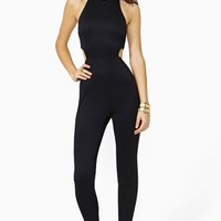 Nasty Gal Danger Jumpsuit