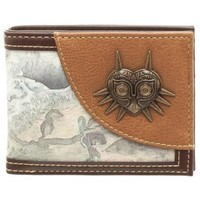 The Legend of Zelda Majora's Mask Wallet