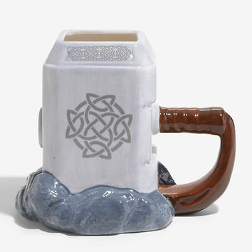 Marvel The Avengers Thor Mjolnir Mug