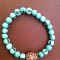 GOOD LUCK BRACELET Aqua Blue Acai Berry Seed Bracelet Amazon Rainforest Seed Pataua Nut Bracelet Bracelet Canada