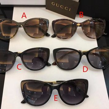 GUCCI Women fashion sunglasses